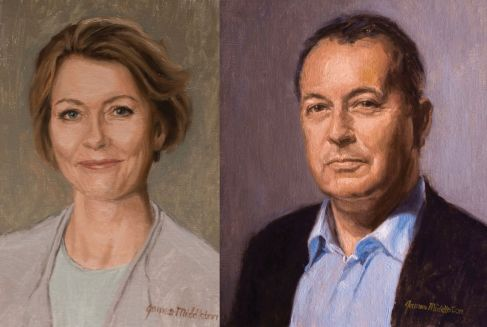 James Middleton - Portraits by Commission