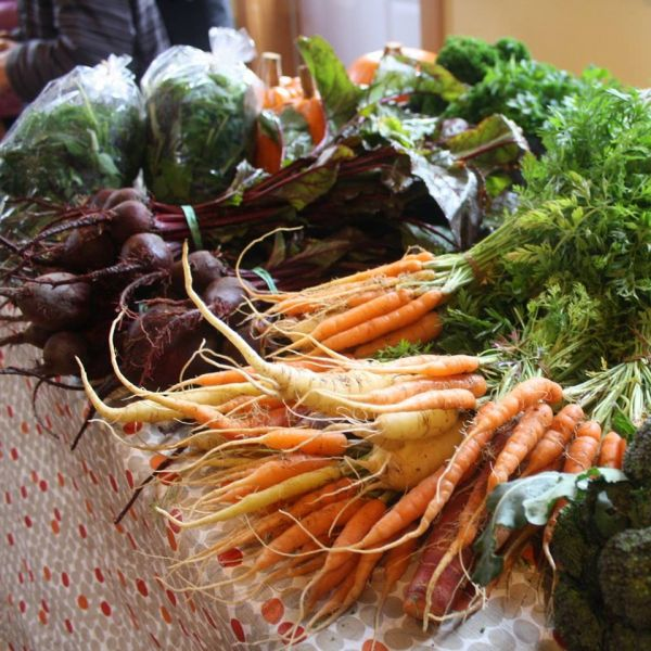 Blockhouse Farmers Market - November to May