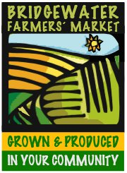 Bridgewater Farmers' Market - June to mid October