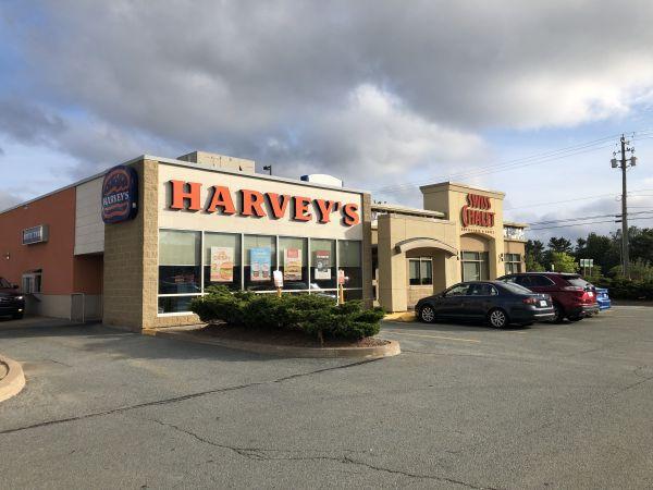 Swiss Chalet/Harvey's
