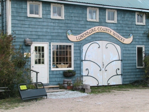 Lunenburg County Winery