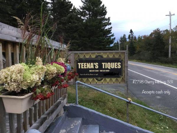 Teena's Tiques