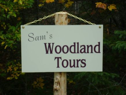 Sam's Woodland Tours