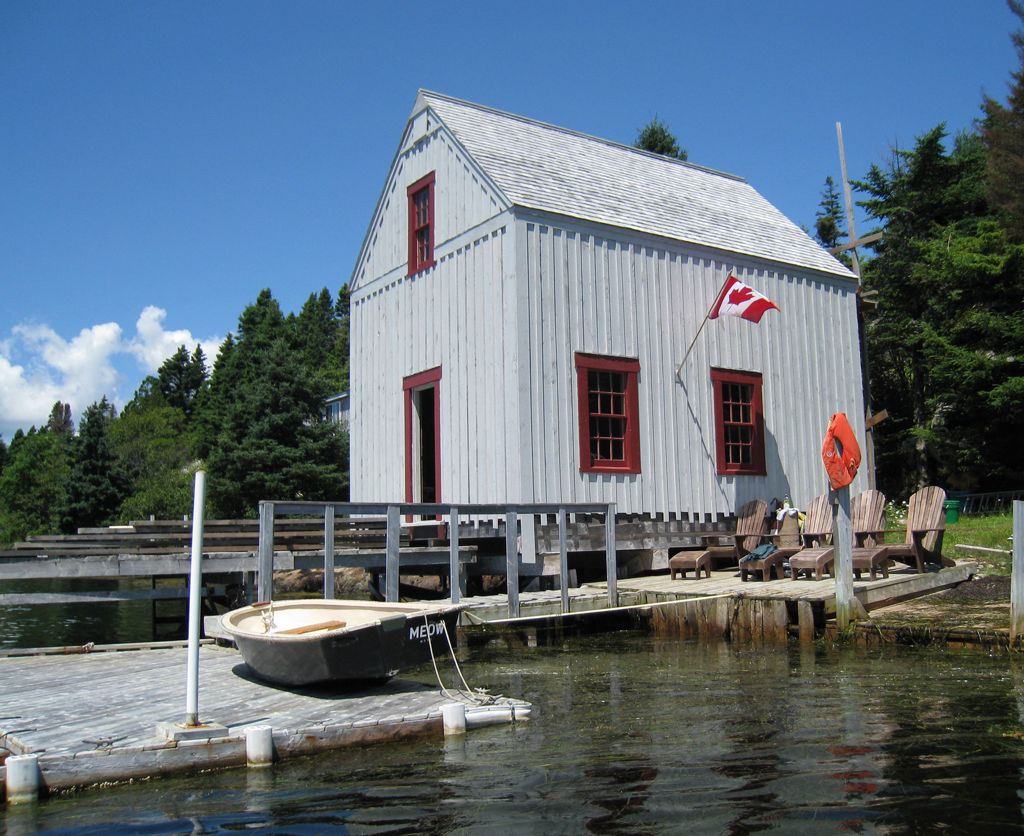 Dockside Woodcraft and Mary's Studio