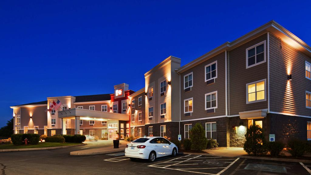 Best Western Bridgewater Hotel & Convention Centre