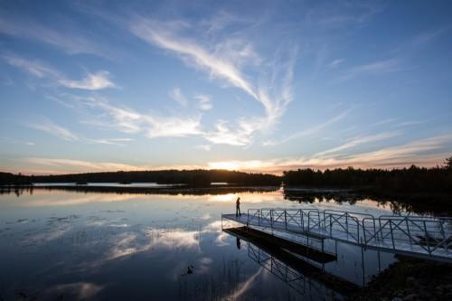 Church Lake Access Site