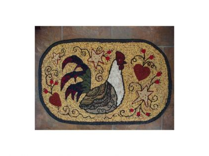 River House Rug Hooking