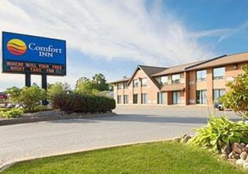 Bridgewater Comfort Inn