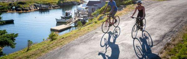 Pleasant Paddling Biking